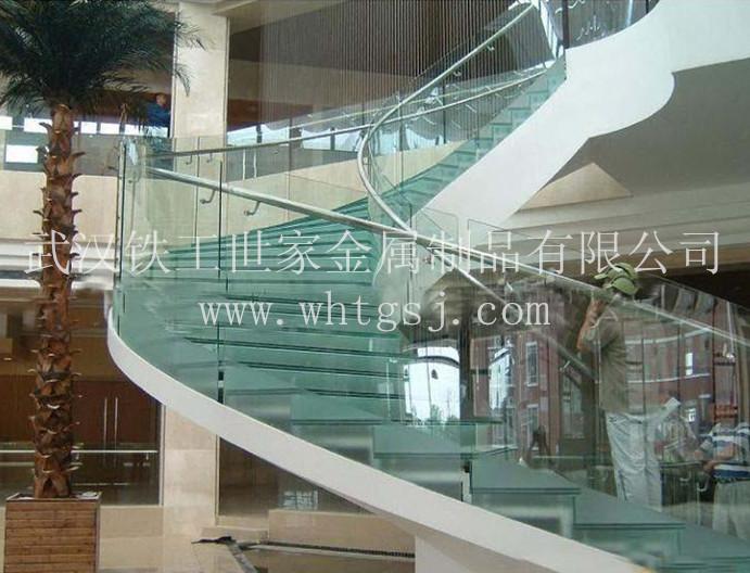 酒店旋转楼梯-yb02